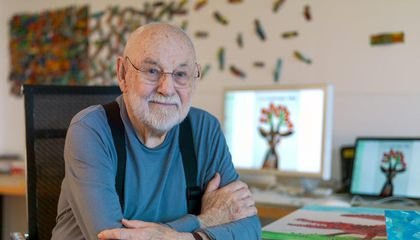 Eric Carle, Author and Illustrator of 'The Very Hungry Caterpillar,' Dies at 91