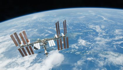 """Space Archaeologists"" to Examine the International Space Station"