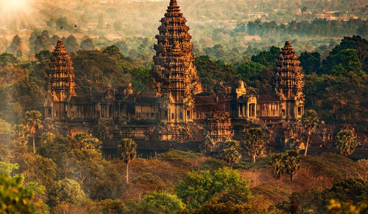 Angkor Wat May Owe Its Existence to a Disaster