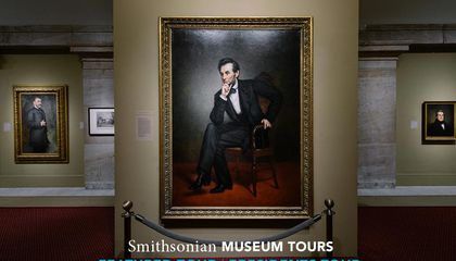 Take a Smithsonian Tour of All Things Presidential