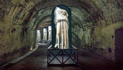 You Can Now Tour the Tunnels Beneath Rome's Baths of Caracalla