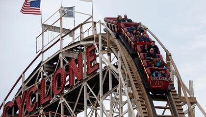 Ride America's Most Historic Roller Coasters