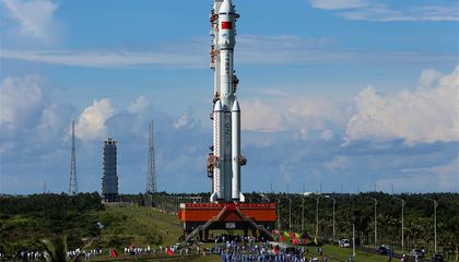 New Chinese Spaceport Prepares for First Launch
