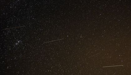 How to See the Orionids Meteor Shower Peak Tonight