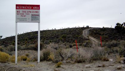 Searching for Secrets at Area 51