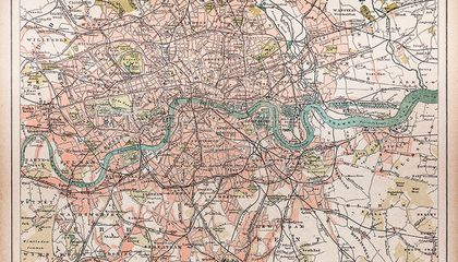 Stanford Researchers Map the Feelings Associated With Different Parts of London
