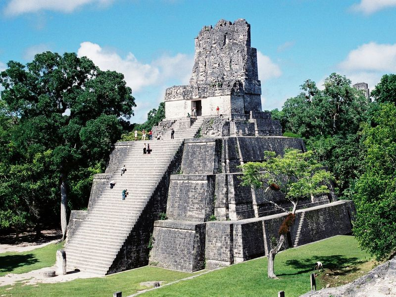 Ancient pyramids around the world history smithsonian no matter if the civilization was mesopotamian egyptian or mayan its legacy today is in part marked by towering pyramids gumiabroncs Images