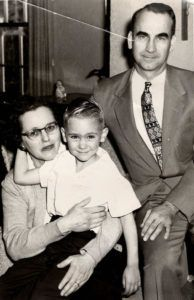 Brabeck and parents