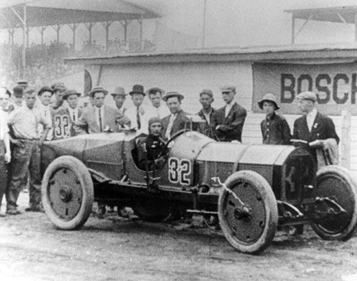 One Hundred Years of the Indy 500 | History | Smithsonian
