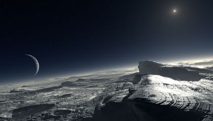 The Pluto of Science Fiction