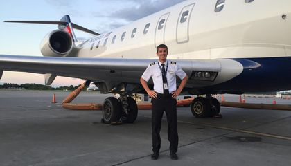 First Officer, Endeavor Air