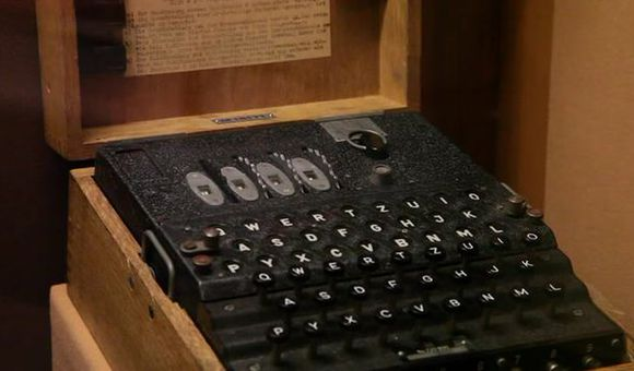 Preview thumbnail for video'Decoding the National Cryptologic Museum