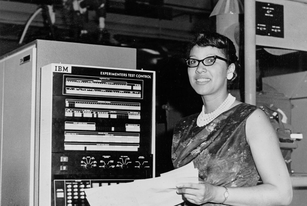 """The True Story of """"Hidden Figures,"""" the Forgotten Women Who Helped Win the Space Race"""