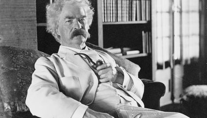 How Mark Twain's Hatred of Suspenders Drove Him to Invent