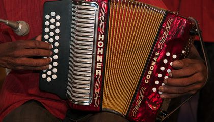 The Remarkable Rebirth of the Button Accordion