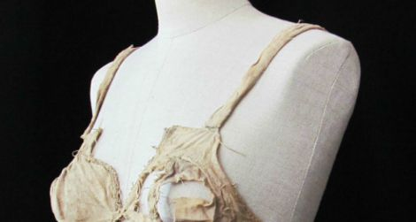 The bra is a lot older than we thought.
