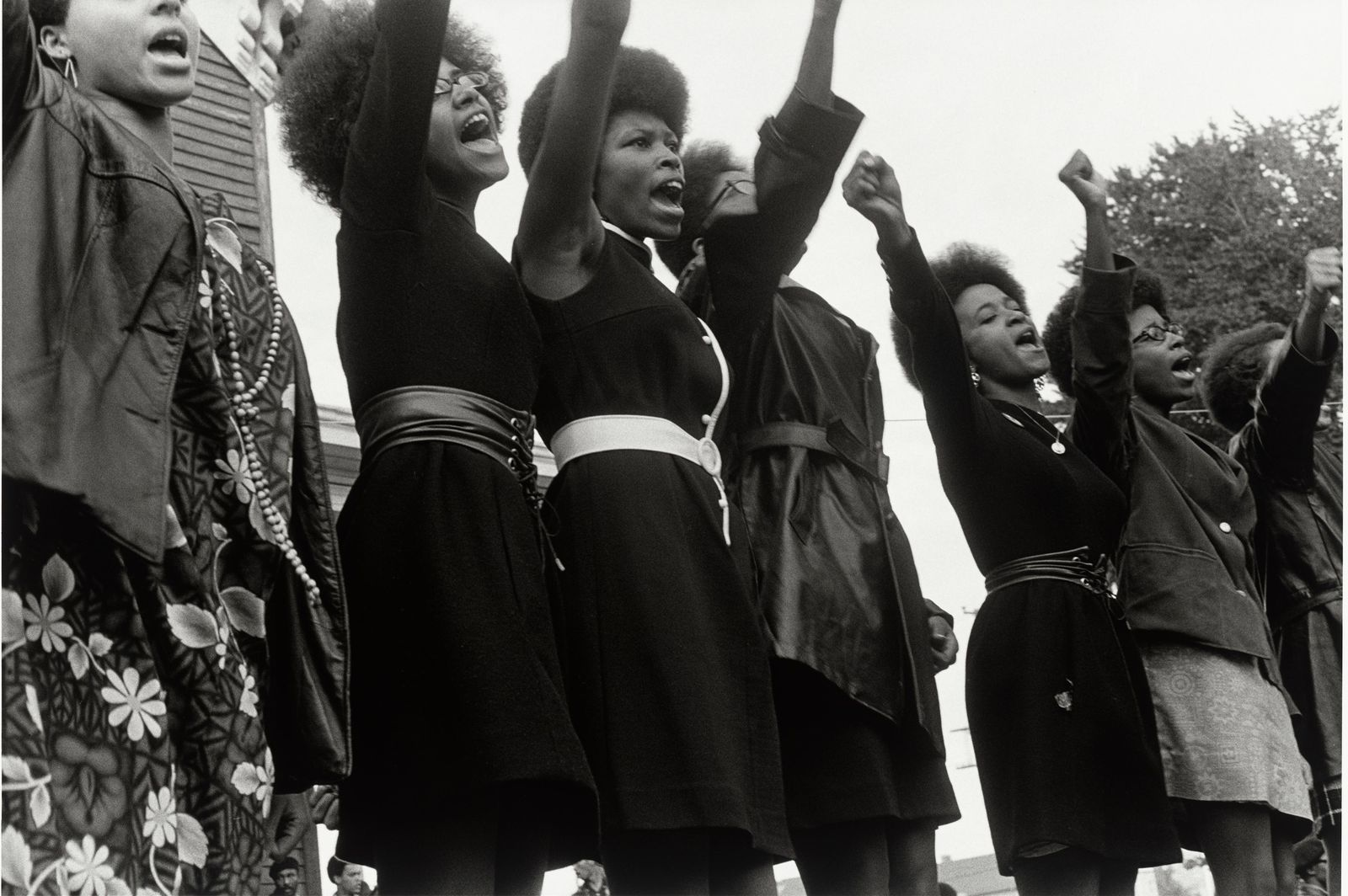 The Rank and File Women of the Black Panther Party and ...