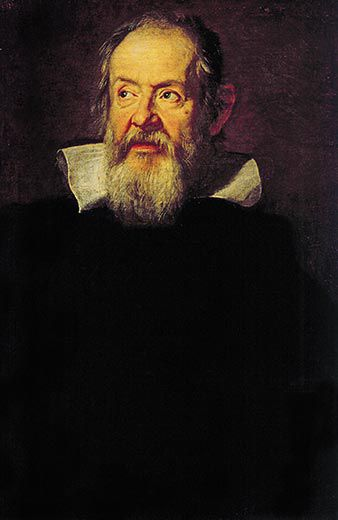 the works of galileo a modern physicist Galileo (galileo galilei) (găl´ĭlē´ō gälēlĕ´ō gälēlĕ´ē), 1564–1642, great italian astronomer, mathematician, and physicistby his persistent investigation of natural laws he laid foundations for modern experimental science, and by the construction of astronomical telescopes he greatly enlarged humanity's vision and conception.