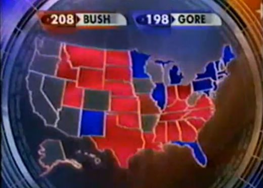 When Republicans Were Blue And Democrats Were Red History - Political party map us red blue purple