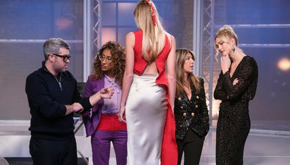 What 'Project Runway' Can Teach Us About the Creative Process