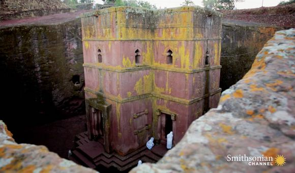 Preview thumbnail for video'Why the Town of Lalibela is One of Ethiopia's Holiest Sites