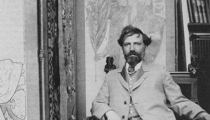 How Alphonse Mucha Designed the Nation State of Czechoslovakia