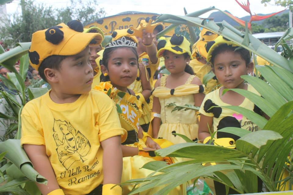Panamanians still celebrate golden frog day every year.