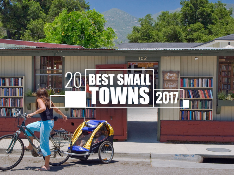 The Best Small Towns To Visit In Travel Smithsonian - The 20 best small towns to visit in the usa