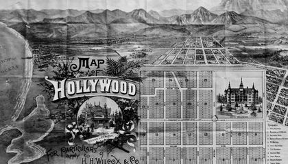 Hollywood Was Once an Alcohol-Free Community