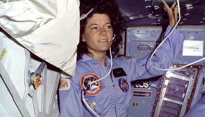 Sally Ride, 1951-2012