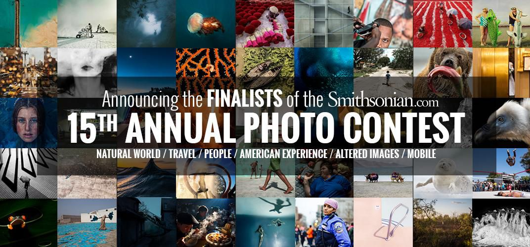 Caption: Announcing the Finalists of the 15th Annual Smithsonian.com Photo Contest