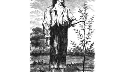 The Real Johnny Appleseed Brought Apples—and Booze—to the American Frontier