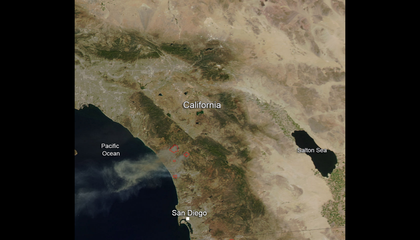 California's Current Drought Might Be Tiny Compared to What's Coming