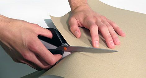 Scissors That Cut Perfectly Straight Lines Every Time Innovation Smithsonian Magazine