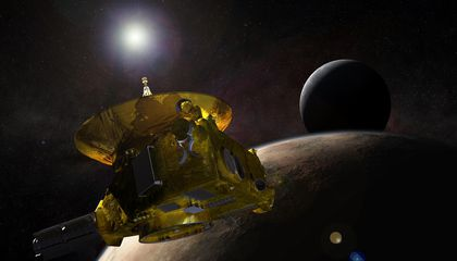 new horizons pluto surface
