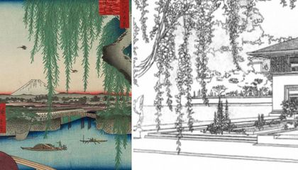 Frank Lloyd Wright Credited Japan for His All-American Aesthetic