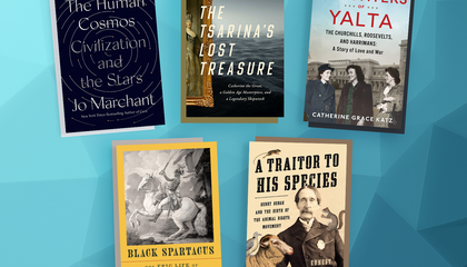 Catherine the Great's Lost Treasure, the Rise of Animal Rights and Other New Books to Read