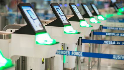 Australia Wants to Streamline Its Border Control Using Biometrics