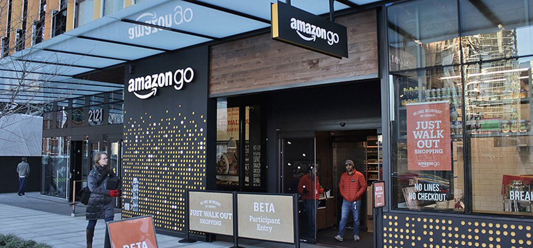 Caption: Five Things You Need to Know About Amazon Go