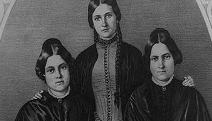 The Fox Sisters and the Rap on Spiritualism