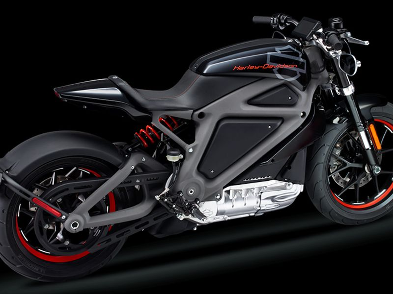 This Is the Sound of Harley's Electric Motor Bike | Smart
