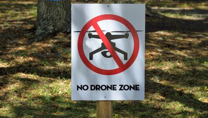 Anti-Drone Technology Could Become a Billion-Dollar Business