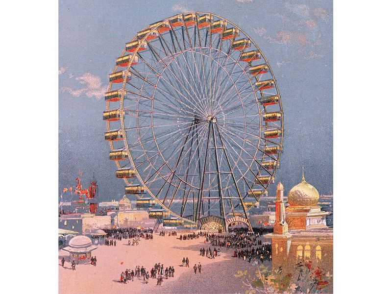 The Brief History Of The Ferris Wheel History Smithsonian