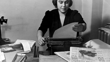 Journalist Virginia Irwin Broke Barriers When She Reported From Berlin at the End of WWII
