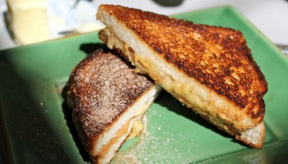 Five Funky Ways to Make a Peanut Butter Sandwich
