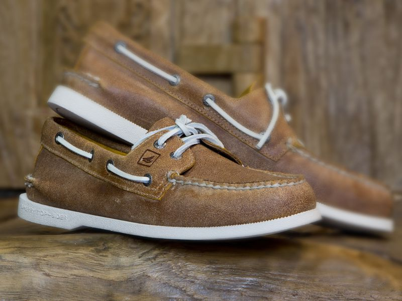 the story of the sperry top sider smart news smithsonian