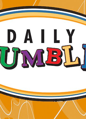 Caption: Daily Jumble