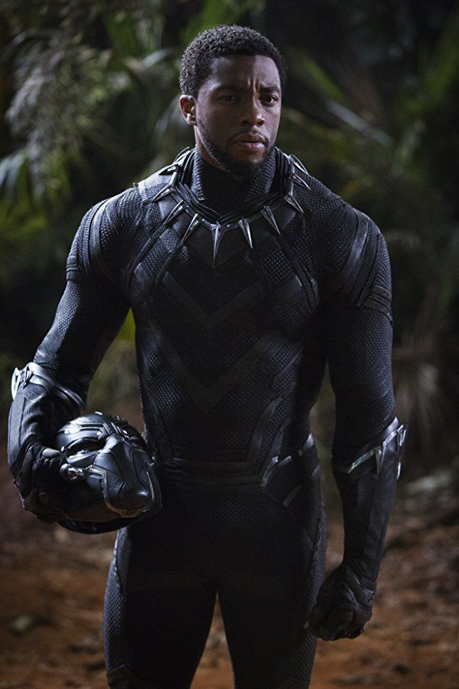 c30c727b7ab King T Challa is depicted masterfully by Chadwick Boseman