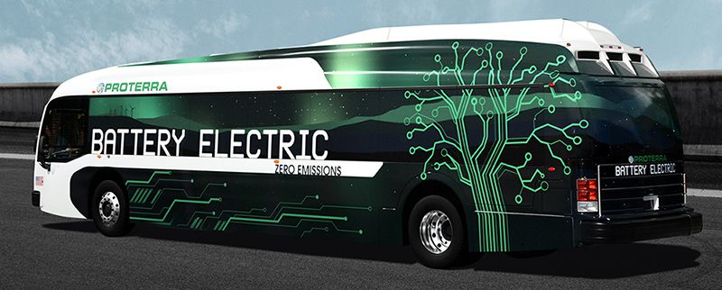 Image result for electric bus