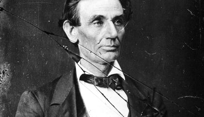 "When Lincoln Was More a Politician Than an ""Honest Abe"""